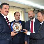 Visit of Turkish Medical Team