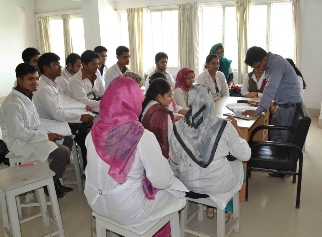 Enam Medical College & Hospital – Department of Biochemistry